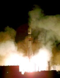 Mars Express Launch