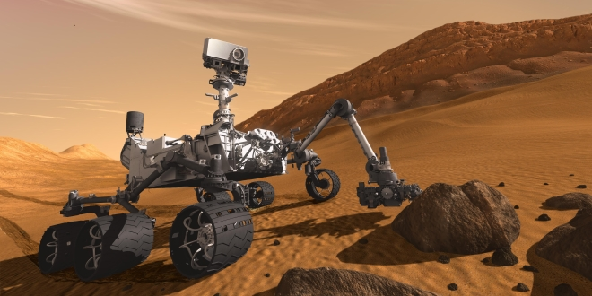 Life on Mars? Past, Present and Future